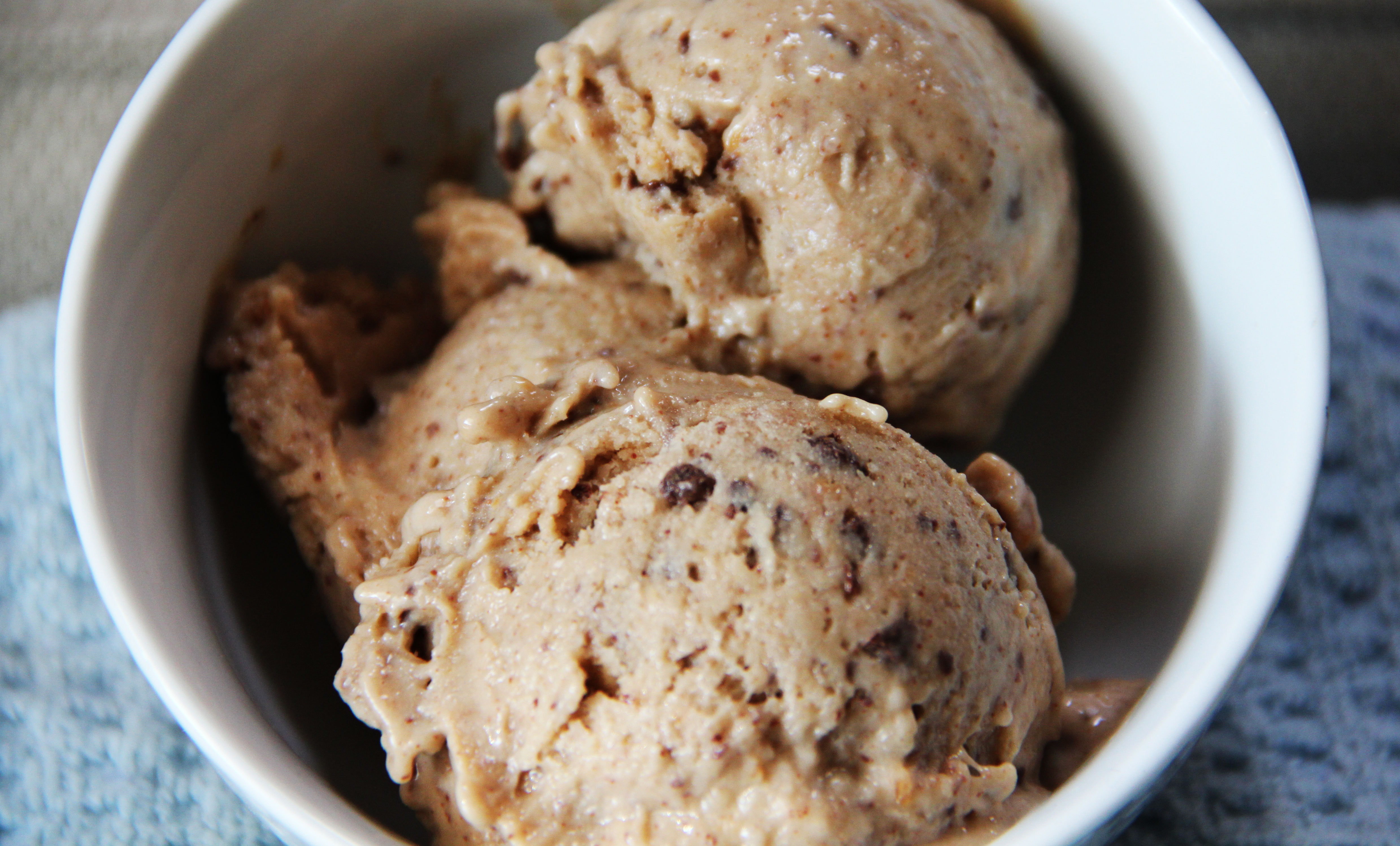 cream chocolate banana ice cream healthy ice cream chocolate banana ...